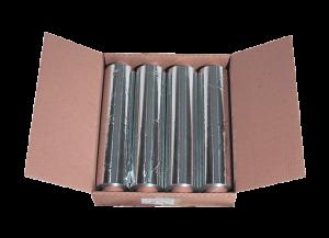 Aluminiumfolie box