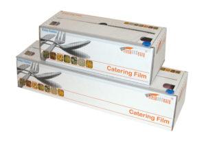 Cateringfolie boxen voor professioneel gebruik
