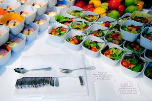 Vershoudfolies voor cateringservices