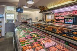Voor het vershouden van vleesproducten